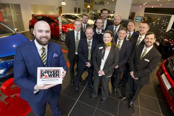 Renault Nottingham wins prestigious award