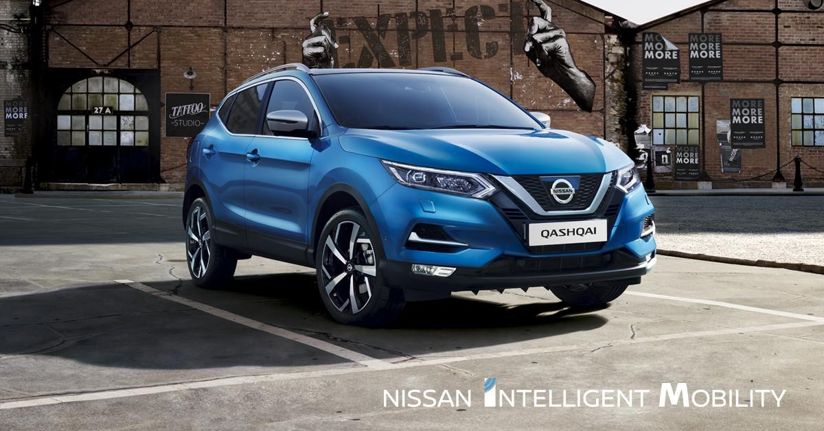 The best road trips to take with your Nissan Qashqai