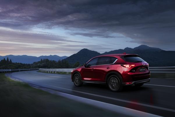 In The Spotlight: The Mazda CX-5