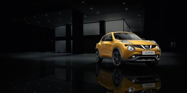 4 Things You Probably Didn't Know About the Nissan Juke