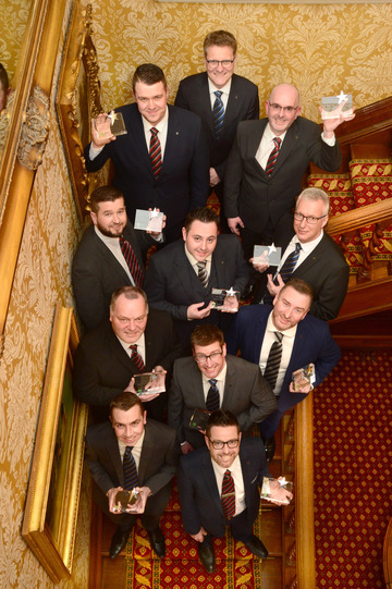 Vertu Motors celebrates outstanding colleagues with awards