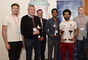 PFA and Bristol Street Motors help fans meet Mo Salah