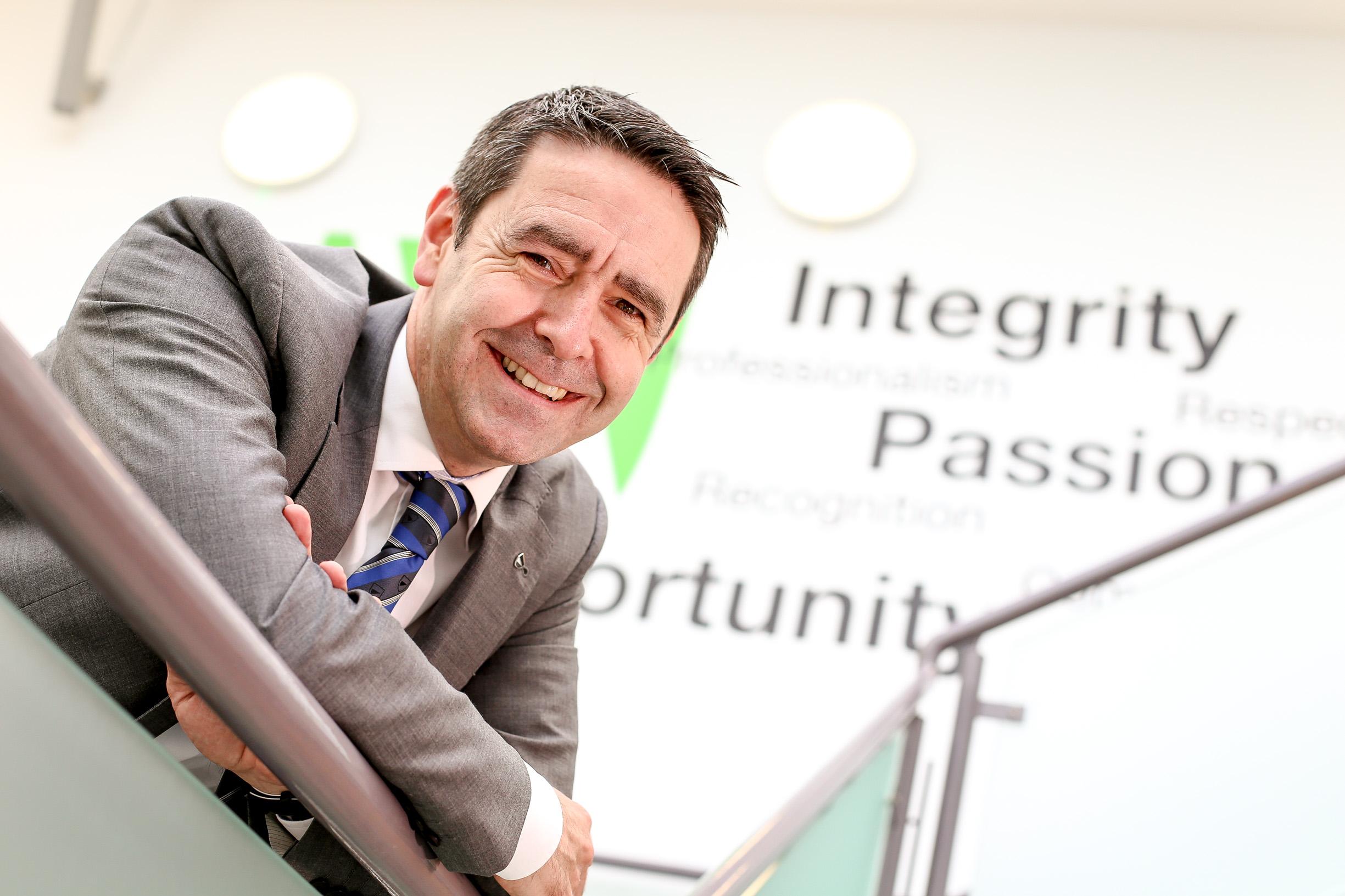 Vertu Motors appoints David Crane as Executive Director