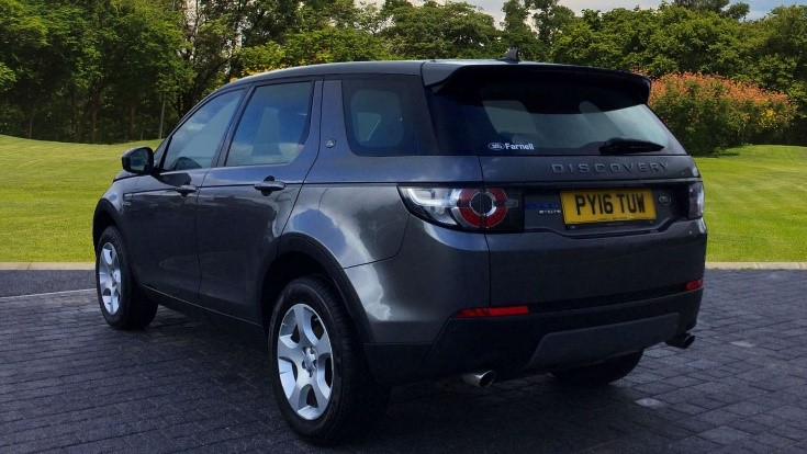 5 Used Land Rovers Under £25k!