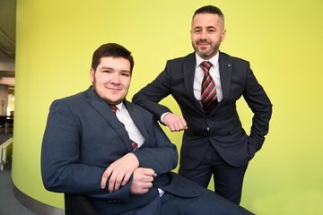 Chesterfield Vauxhall welcomes its first degree apprentice