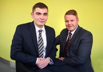 BSM Derby SKODA welcomes first degree-level apprentice