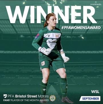 BSM Supports Women's Football