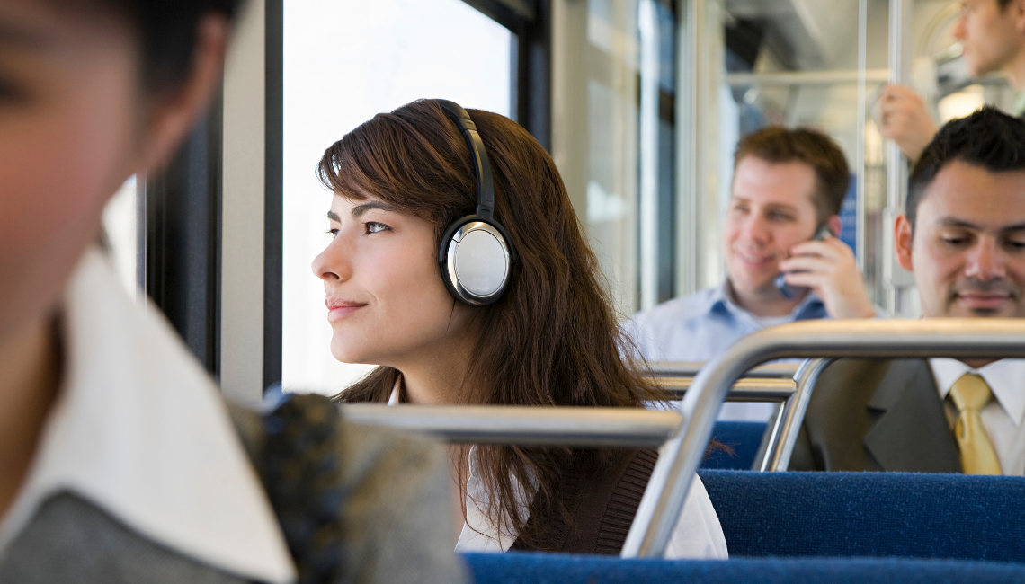 What should I listen to during my commute?