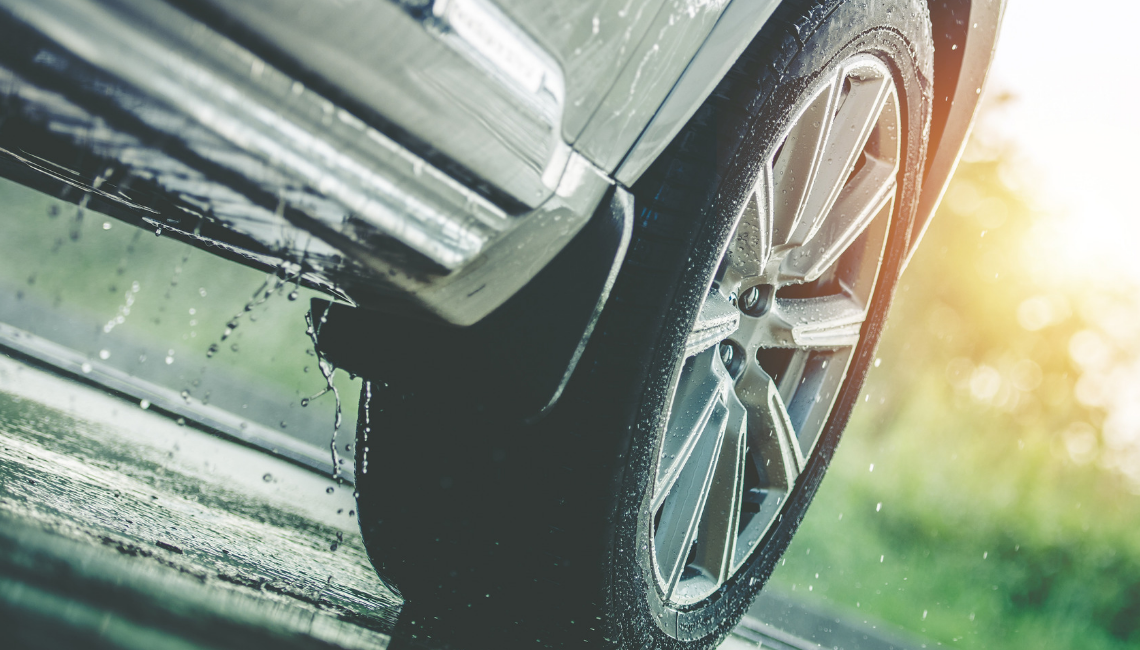 Drivers Guide To Driving In Torrential Rain