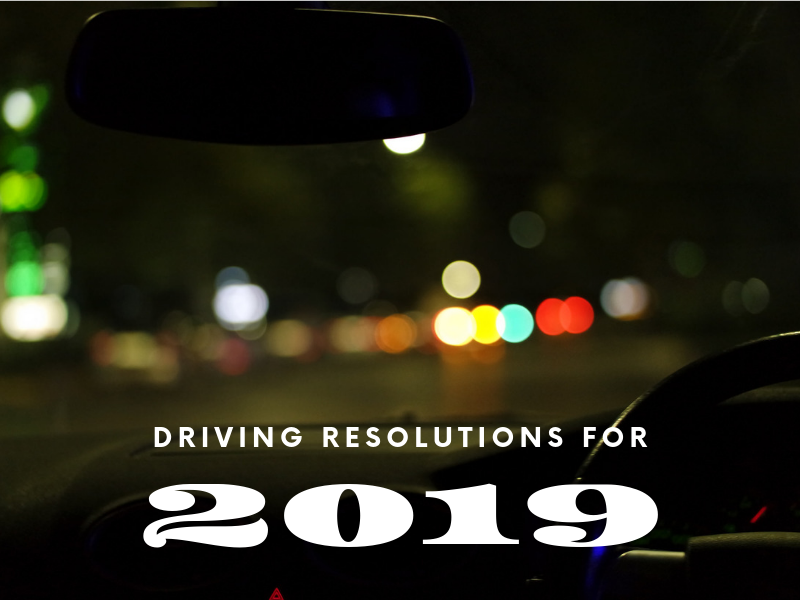 5 Ways To Be A Better Driver In 2019