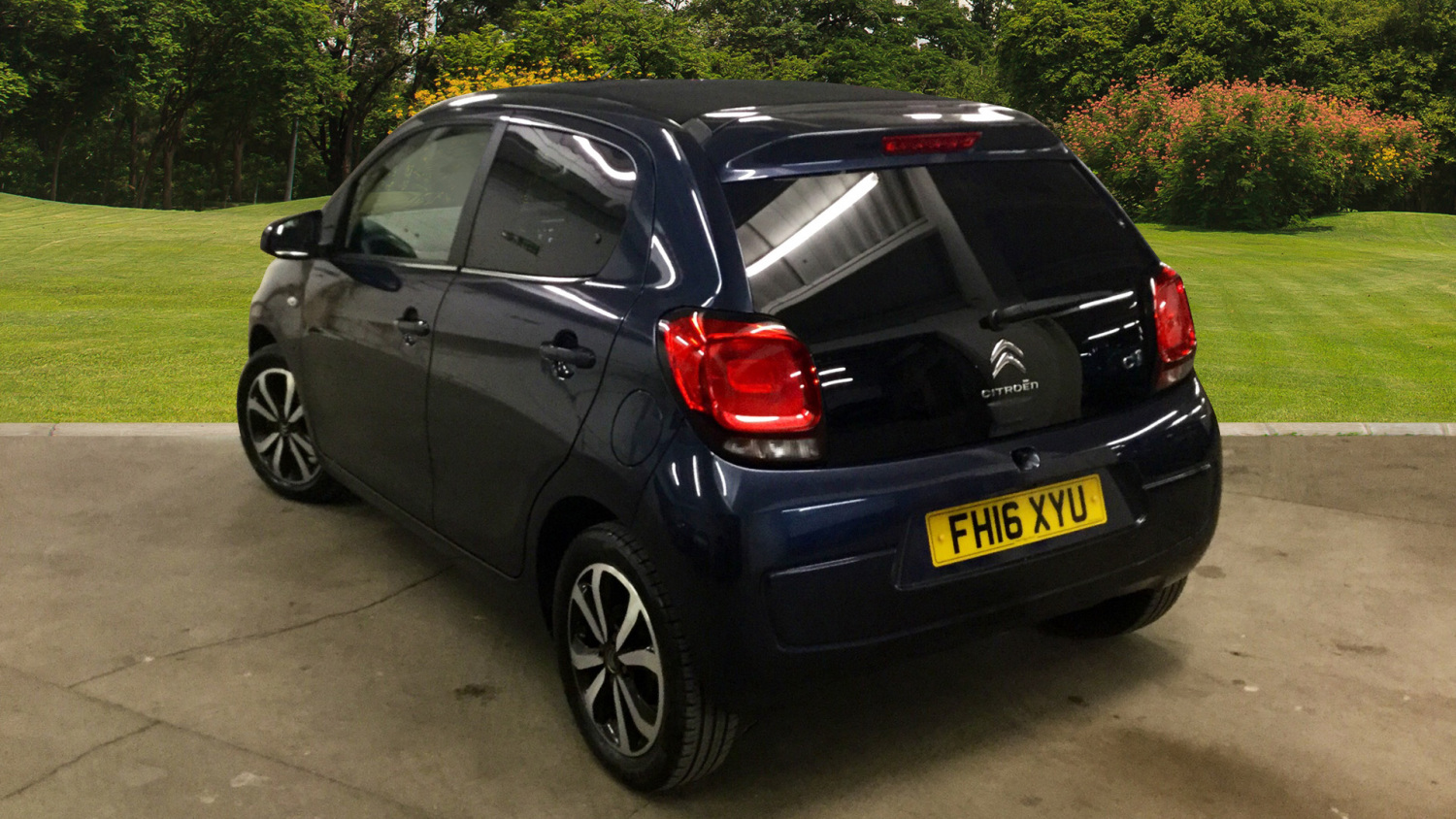 5 Used Citroen C1s with £0 Road Tax!