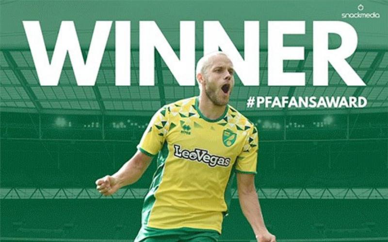 Norwich City's Teemu Pukki Wins Championship
