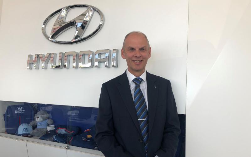 Experienced Industry Professional Joins Bristol Street Motors Hyundai Bristol