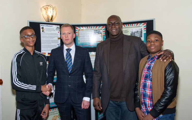 Community Funding Boost For Youth Documentary On Windrush Experiences