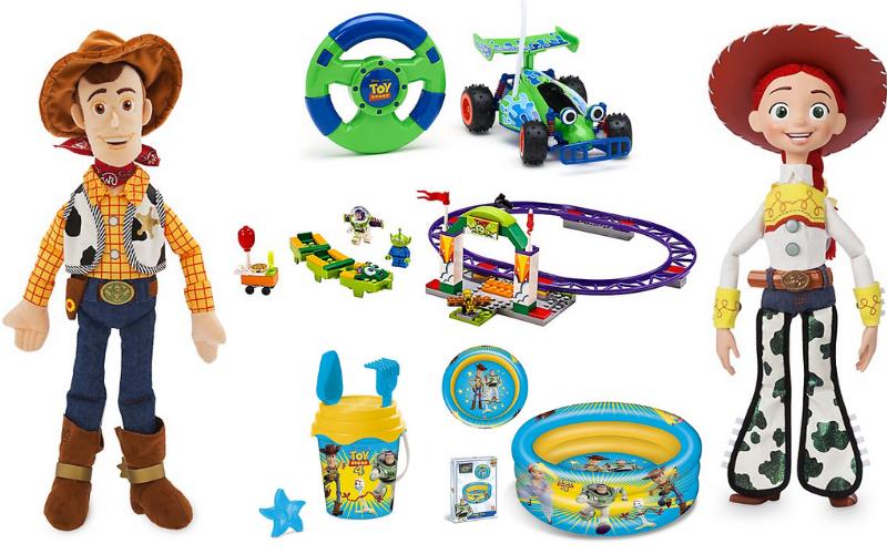 WIN A Toy Story 4 Toy Bundle