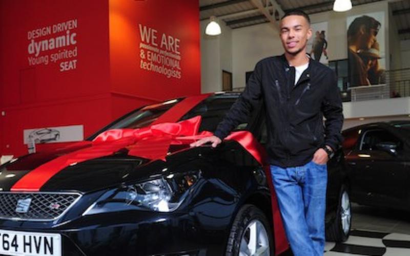 Bristol Street Motors sells 500,000th Volkswagen in the UK