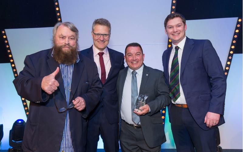 Macklin Motors Dunfermline Ford Motability Specialist Wins National Award