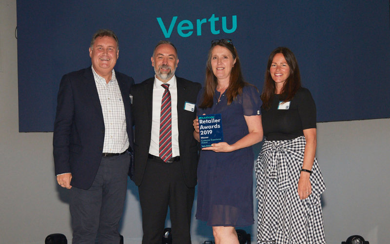 Dealership Scoops Top Industry Award At The 12th Auto Trader Retailer Awards