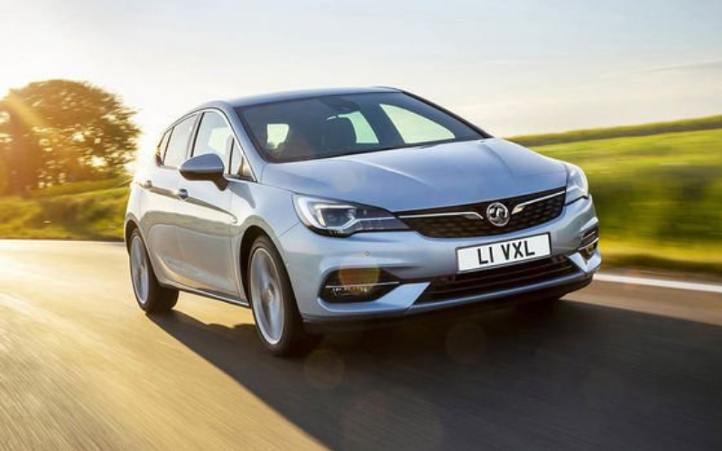 First Look: The New Vauxhall Astra