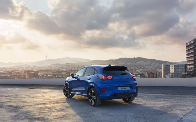 Be The First To See The New Ford Puma