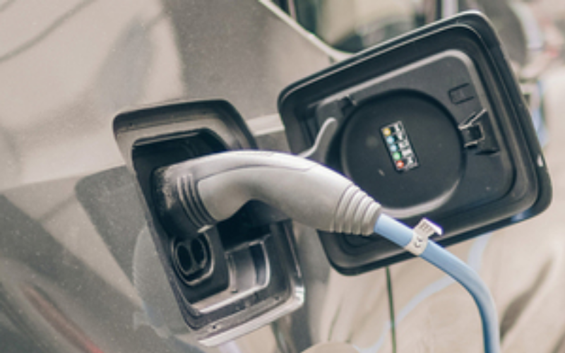 Plans For Electric Vehicle Charging Points To Be Wireless