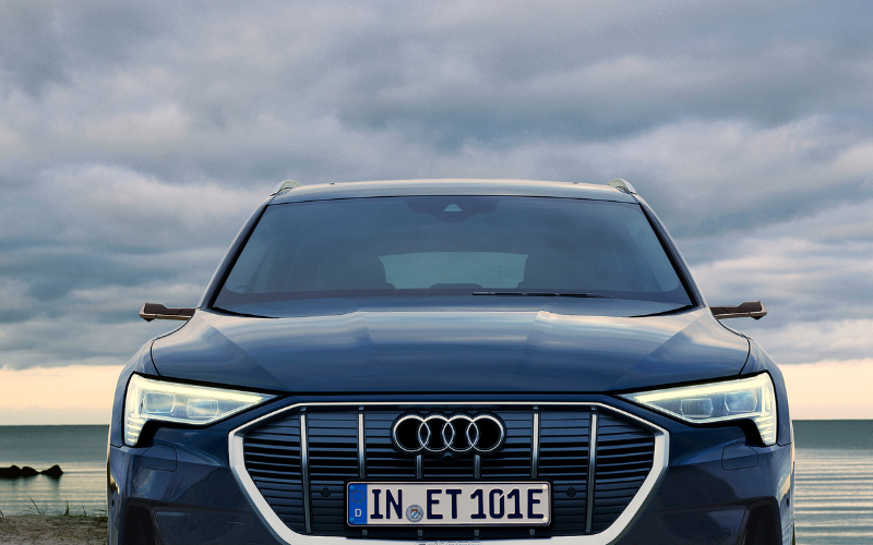 The Audi E-Tron Is Awarded With Top Safety Ratings, Beating Tesla