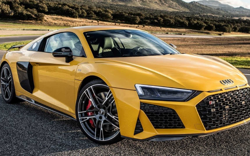 Will Audi And Rimac Build An Electric R8?