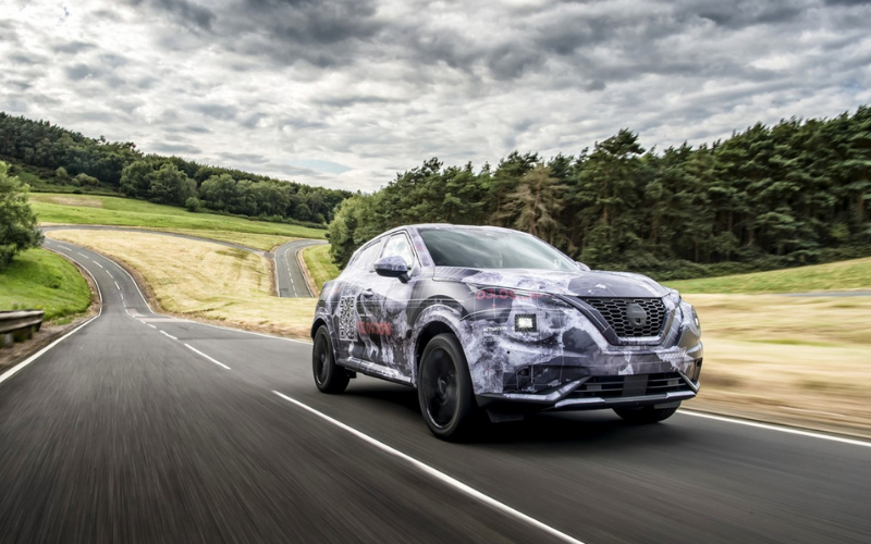 First Look: The New Nissan JUKE