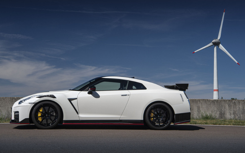 The 2020 Nissan GT-R NISMO Has Arrived In The UK