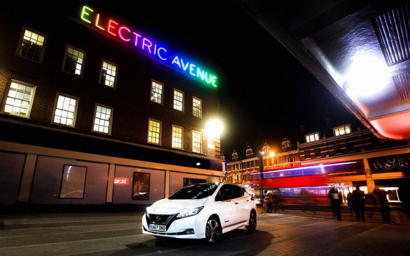 The Battery In A Nissan Leaf Will Power More Than Just The Car