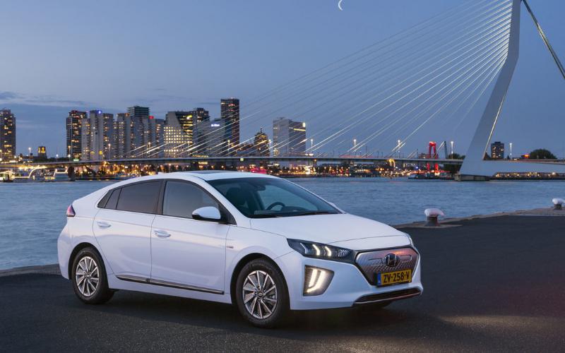 The Hyundai IONIQ Electric Has Undergone Improvements To Make It Even Better