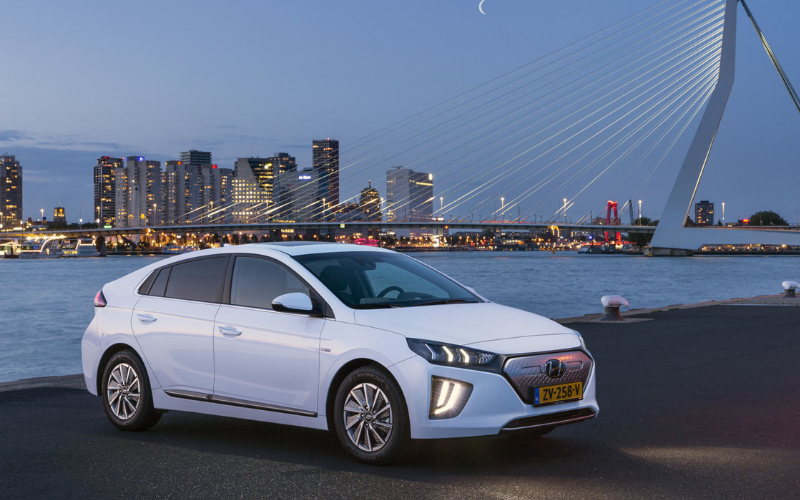 Hyundai Improve The IONIQ Electric