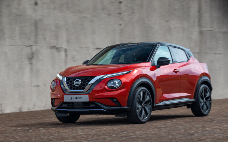 The New Nissan JUKE Is Available To Order