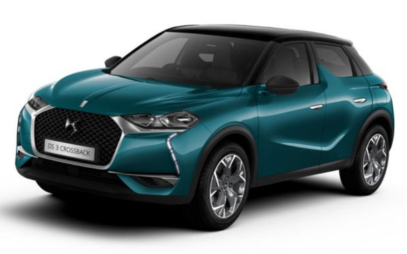 The DS 3 Crossback Receives A Four Star Euro NCAP Safety Rating