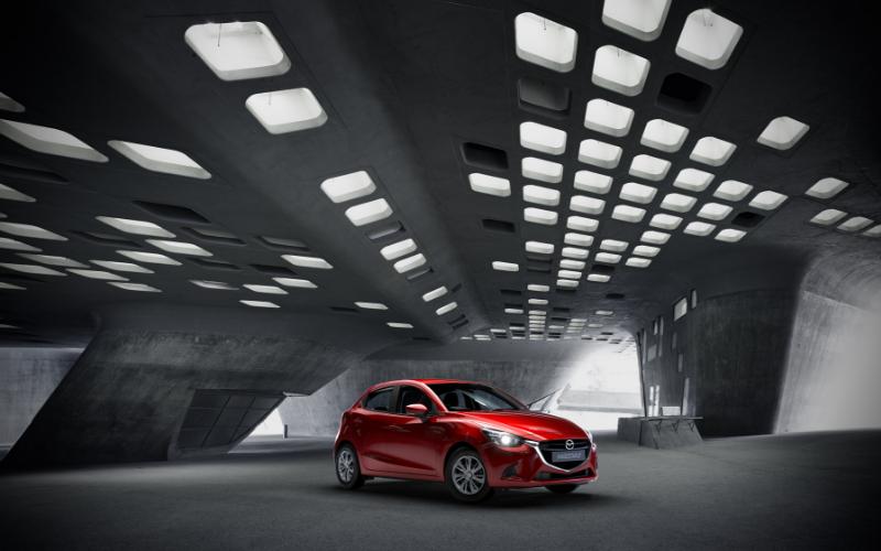 """Mazda 2: """"Small In Size, Big On Fun"""""""