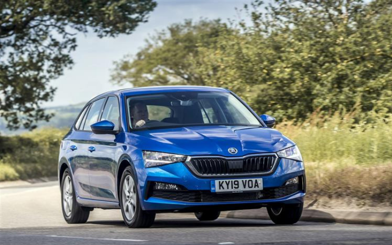The Skoda Scala Is Awarded With A Top Safety Rating