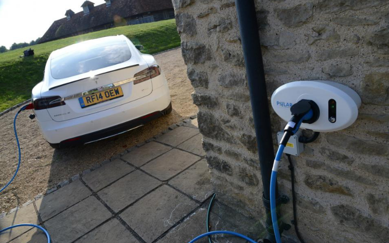 Every New Home To Have Their Own Electric Vehicle Charge Point