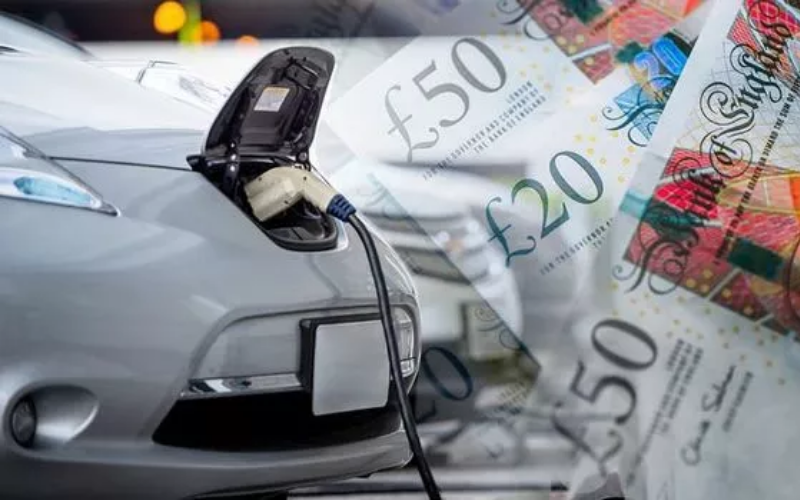 You Could Save £41,000 By Switching To An EV