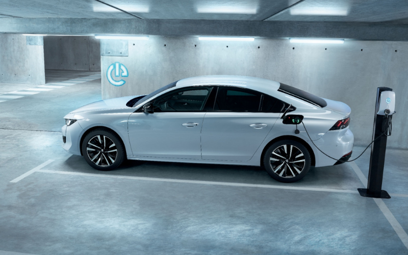 New 508 Hybrid Models To Be Added To Peugeot's Electric Collection