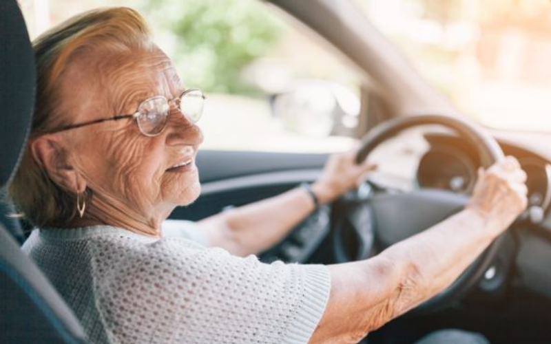 Compulsory Eye Tests Could Be Put In Place For Drivers Over 70
