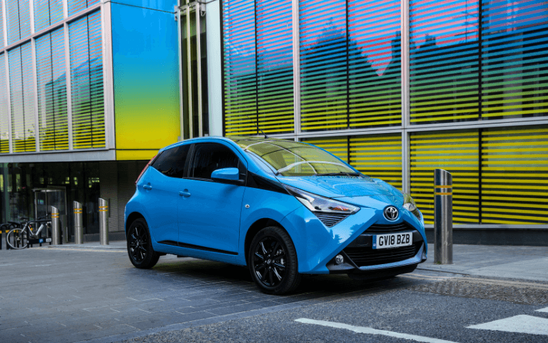 Five Reasons Why The Toyota Aygo Is The Perfect First Car