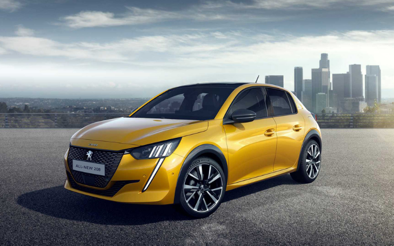 What To Expect From The Peugeot 208 and E-208