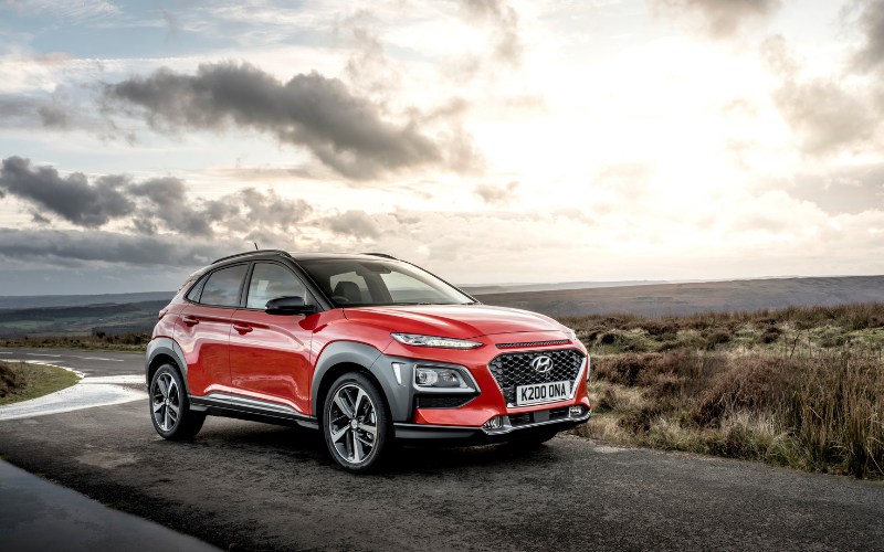 5 Reasons Why The Hyundai Kona Is Great For Families