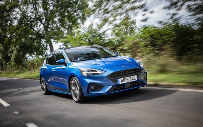 Ford Focus Receives A Five Star Safety Rating