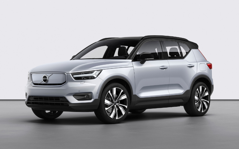 Volvo Launches Fully Electric XC40 Recharge
