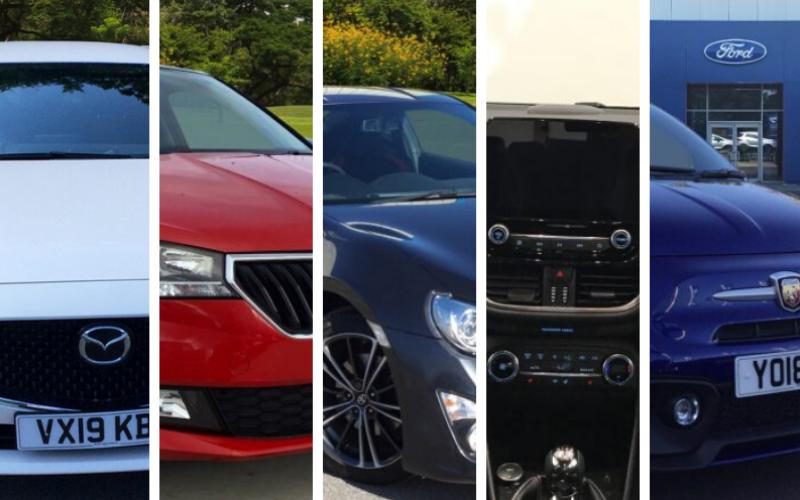 Used Cars Top Picks From Bristol Street Motors