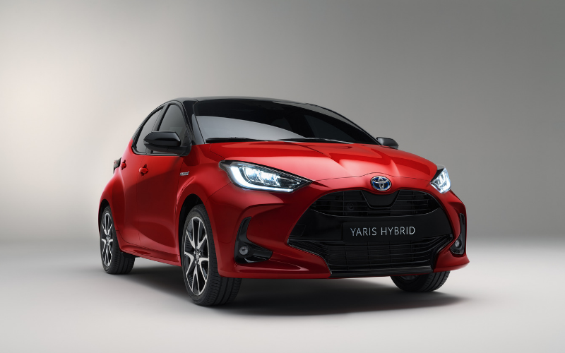 This Is How The Toyota Yaris Hybrid Is Designed For Everyday Driving