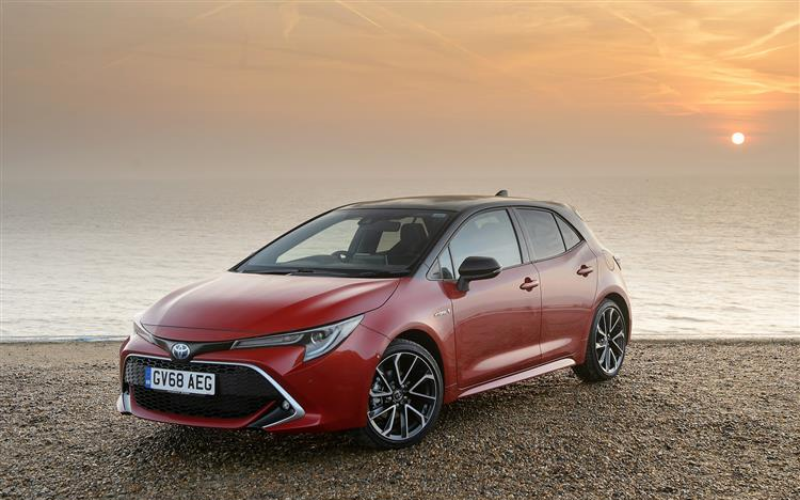 Toyota Corolla Receives Top Safety Rating