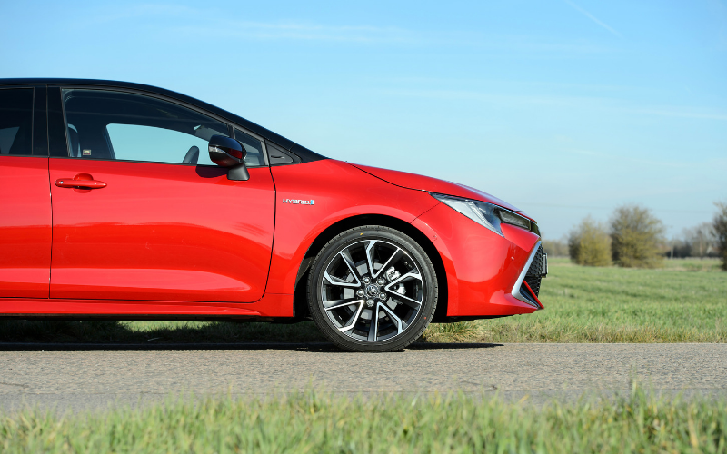 Introducing The Toyota Corolla: The Best Hybrid Of 2019