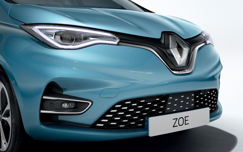 The UK's Fastest Selling Used Car Is The Electric Renault Zoe